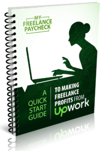 Upwork Quick Start bonus from My Freelance Pacheck