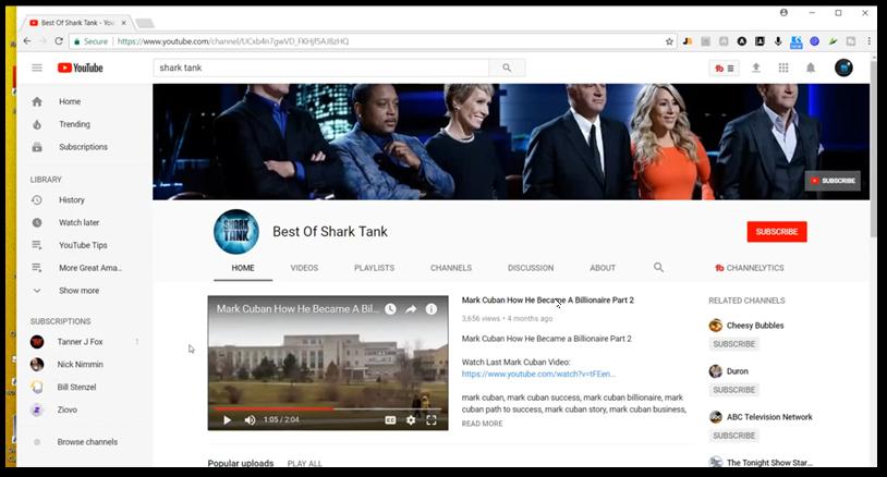 YouTube Affiliate Mastery course thumbnail
