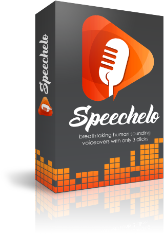Speechelo diigital cover box