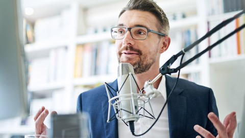 Mike Elmore Voice Over Training course on Udemy