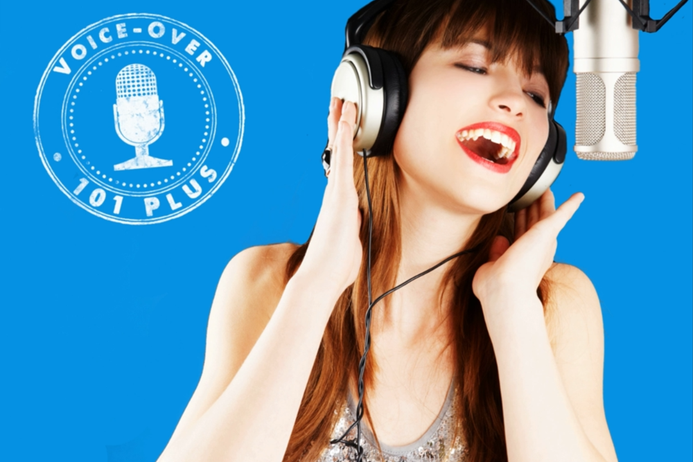 Voice Over 101 Plus on Udemy