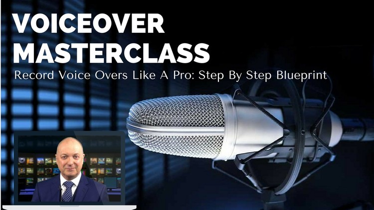 Voice Over Training by Peter Baker & Voice Over Masterclass.